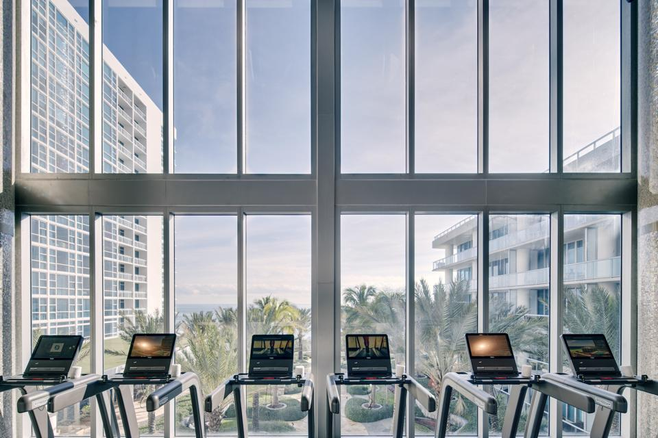 10 Of The Best Hotel Gyms