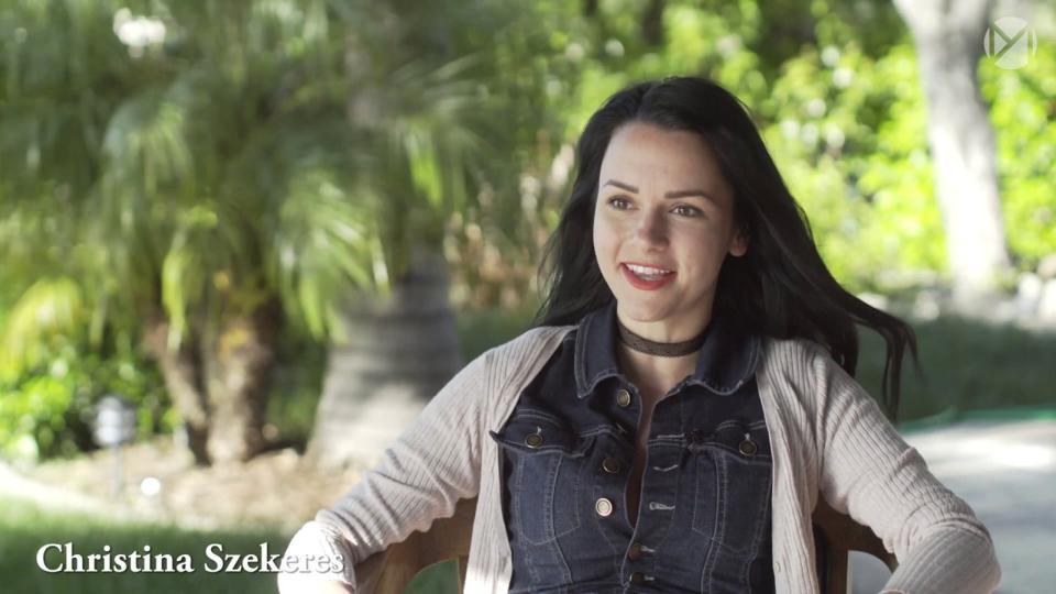 Christina Szekeres