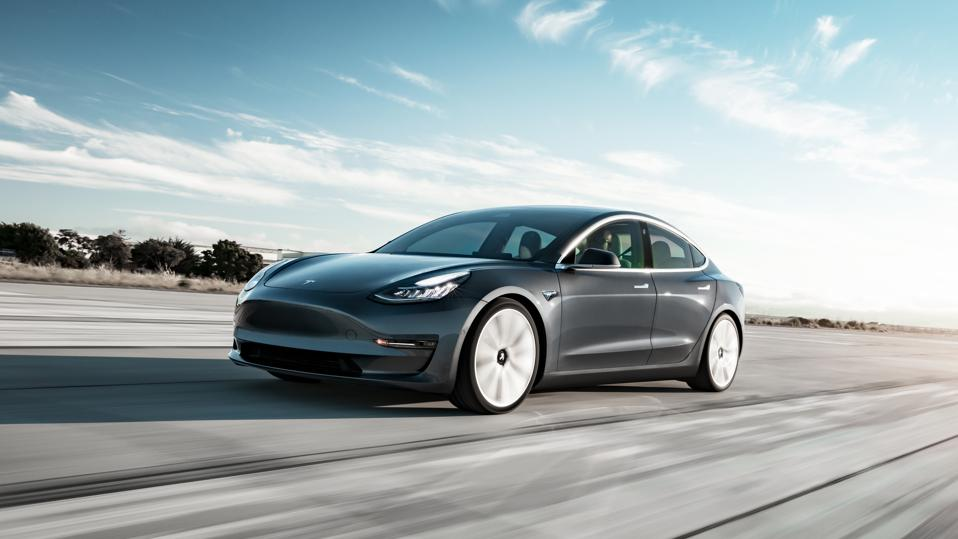 The Model 3 is the first Tesla to go 100 percent ″vegan.″