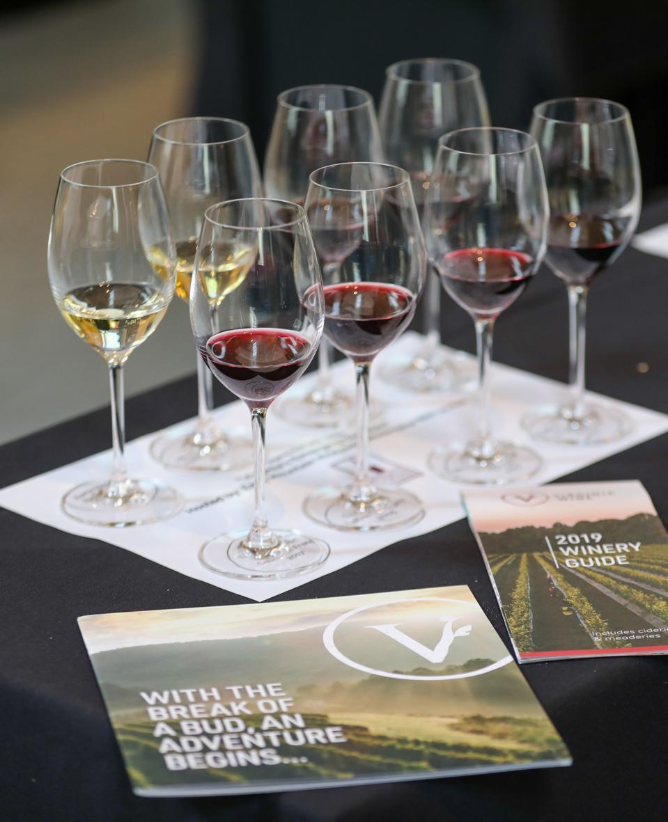 Conference 2019 Virginia Wine