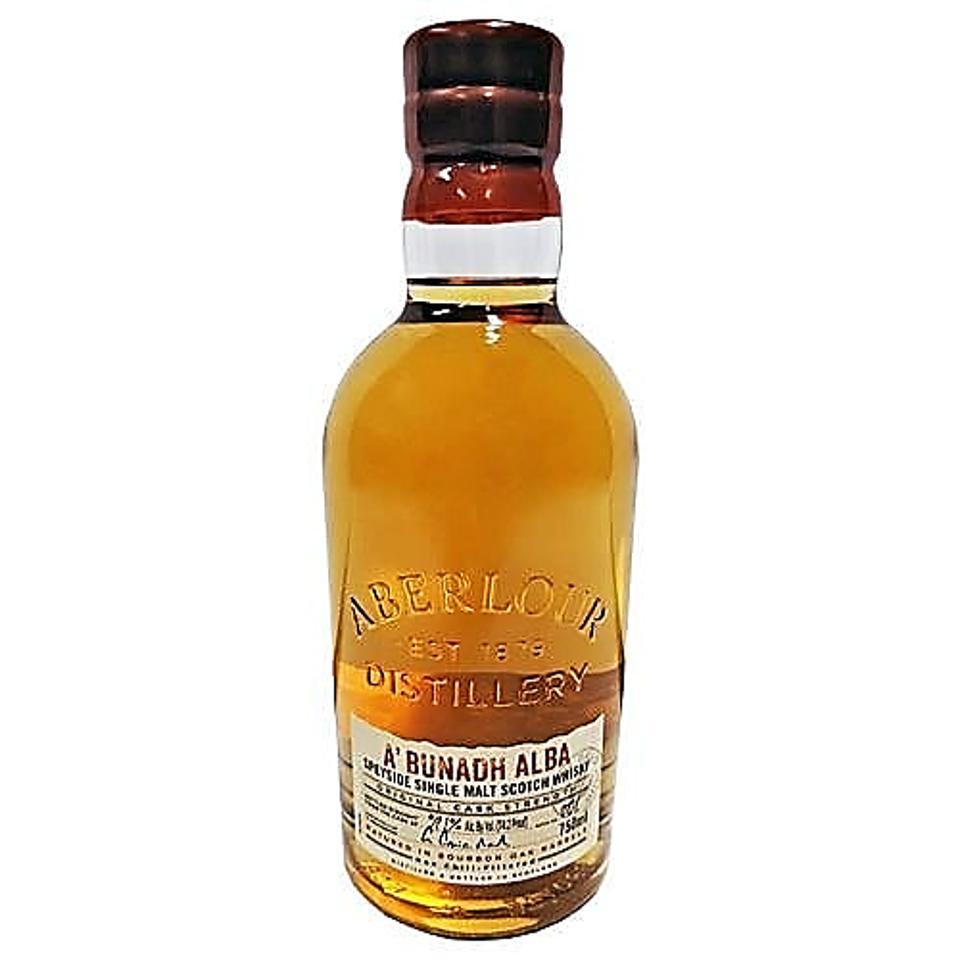 Aberlour A'bunadh Alba: A Different Twist On A Classic Scotch Whisky