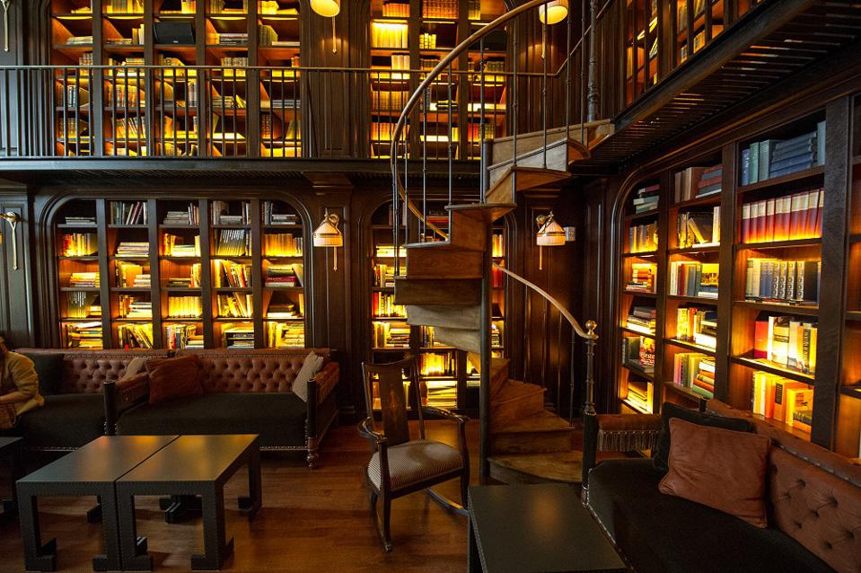 The NoMad Hotel: New York's Most Magical Hotel