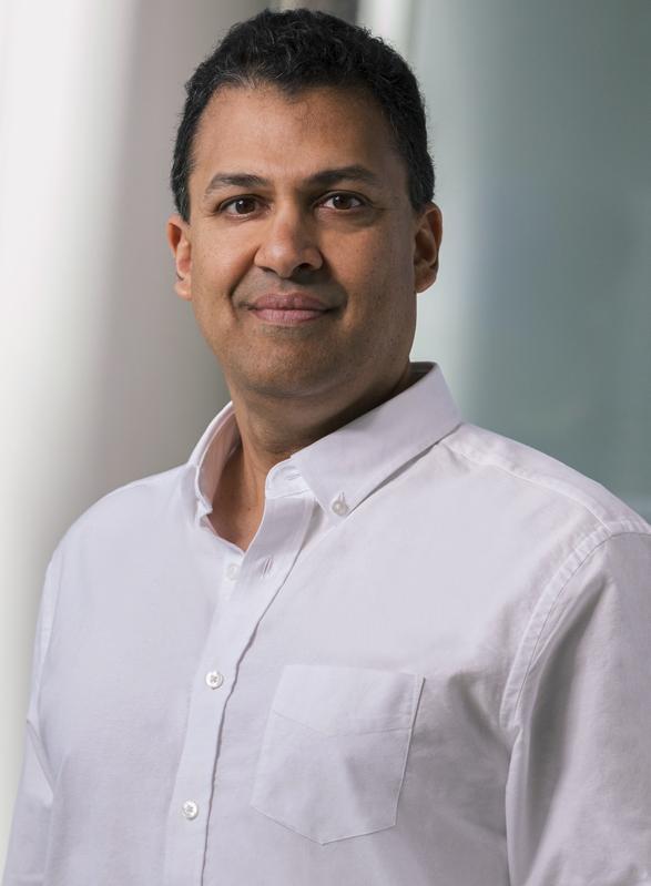 CEO of Peatos, Nick Desai