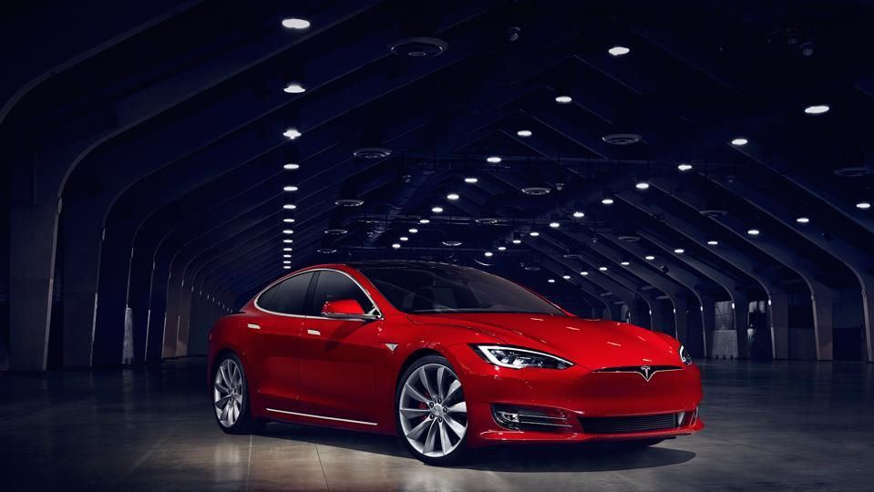 Tesla Model S Tops Porsche Taycan In Survey