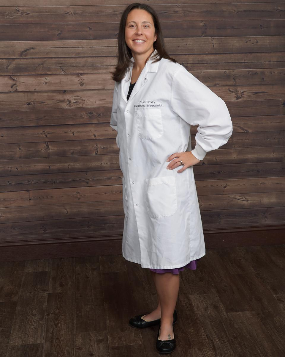 Dr. Amy Beckley, PhD - inventor of Proov Progesterone Test (by MFB Fertility)