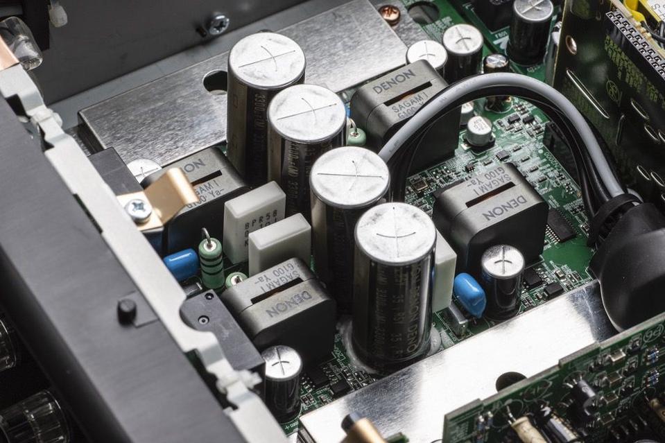 Denon PMA150H internal components
