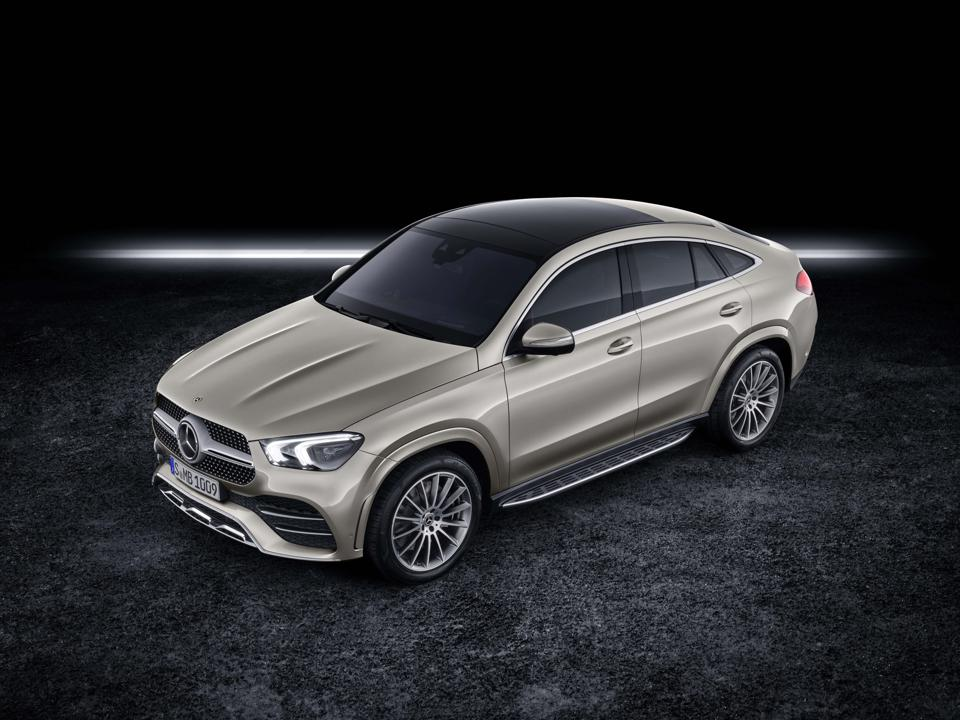 Mercedes GLE Coup will be unveiled in Frankfurt