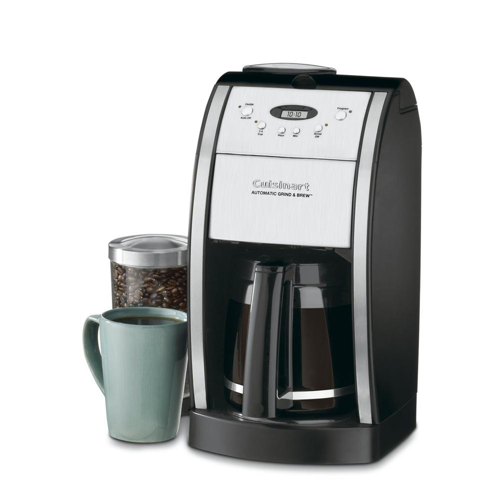 Cuisinart Grind and Brew Automatic Coffeemaker