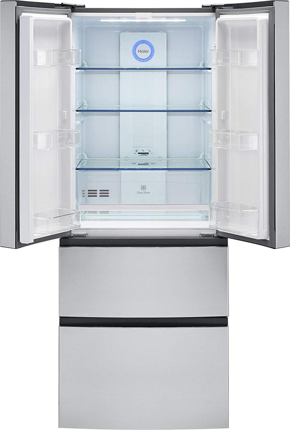 Haier 15-Cu.-Ft. French-Door Refrigerator
