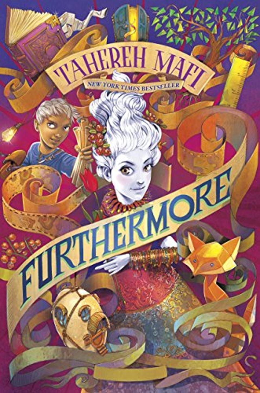 Furthermore_Best YA Fantasy 2019