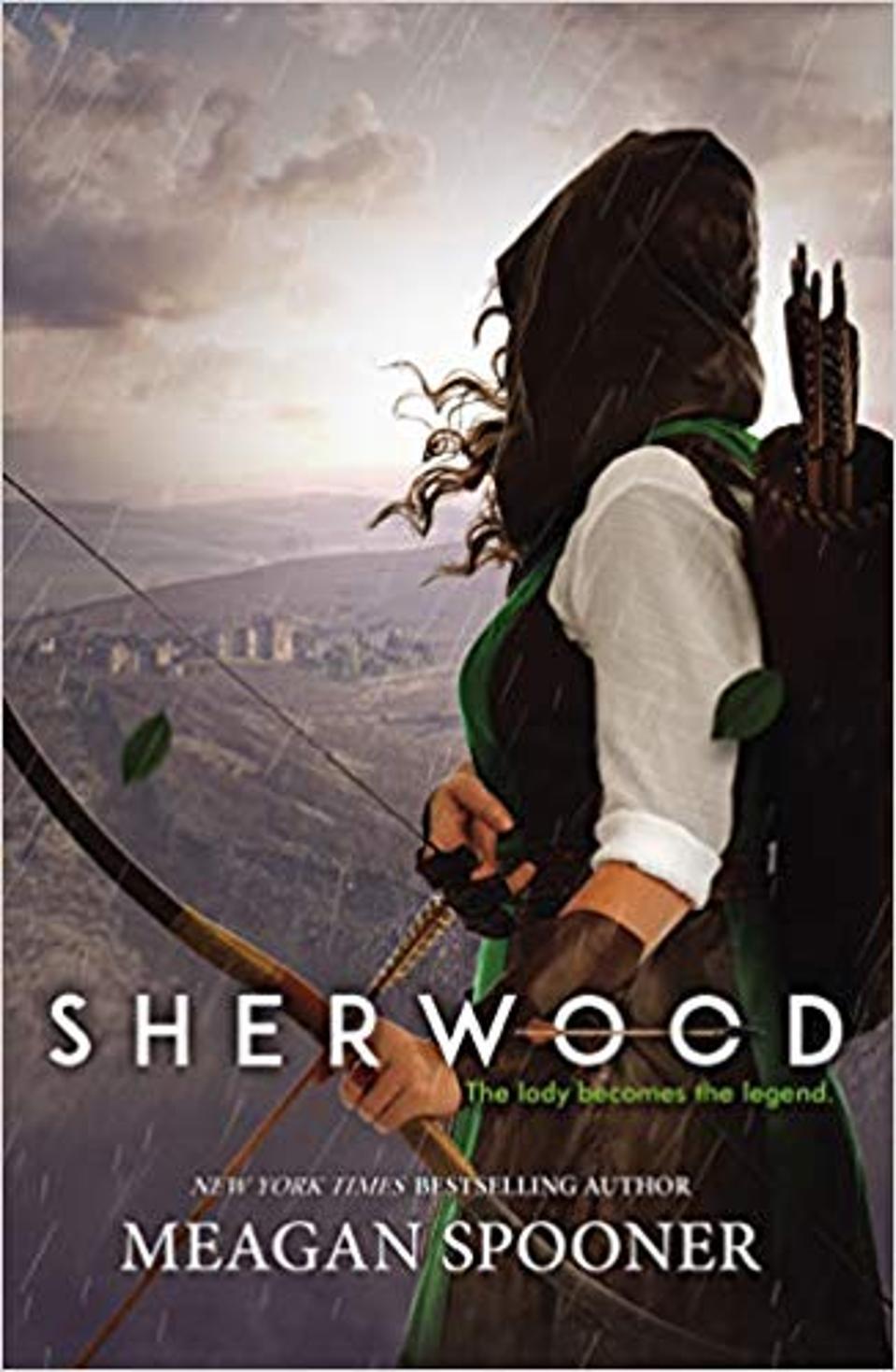 Sherwood_Best YA Fantasy