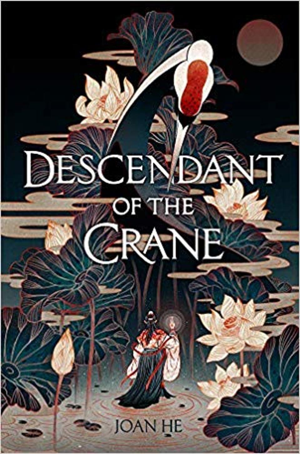Descendant of the Crane_Best YA fantasy 2019