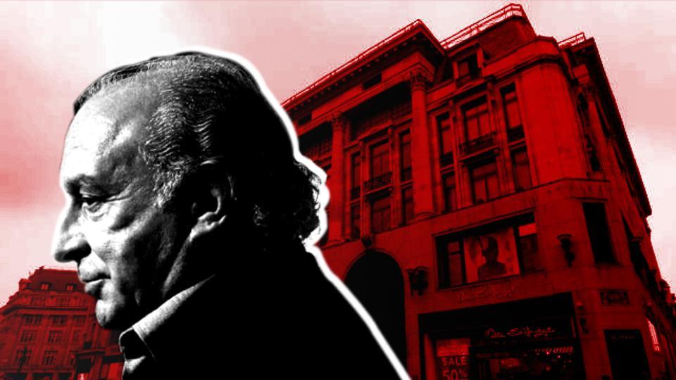 Billionaire Philip Green Sheds $3 Billion Amid British Retail Apocalypse