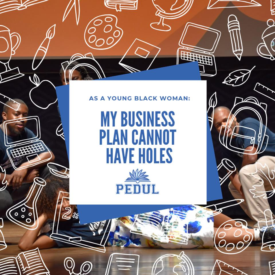 Why My Business Plan Must Be Bulletproof