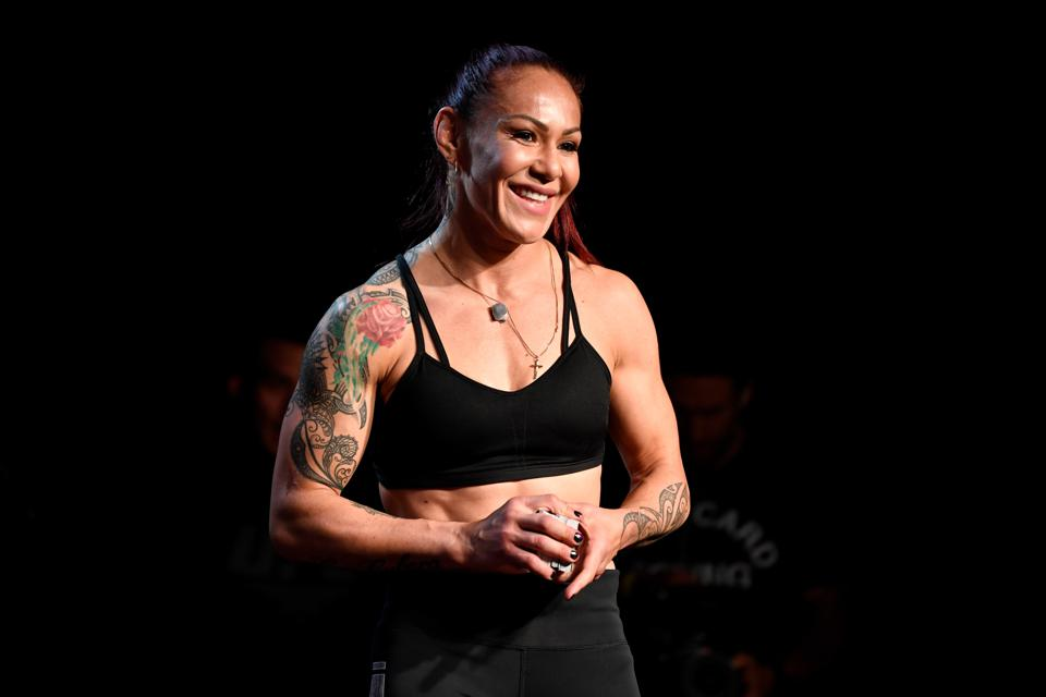 Cris Cyborg Signs Massive Deal With Bellator To Produce The Best Women's Featherweight Division In The World