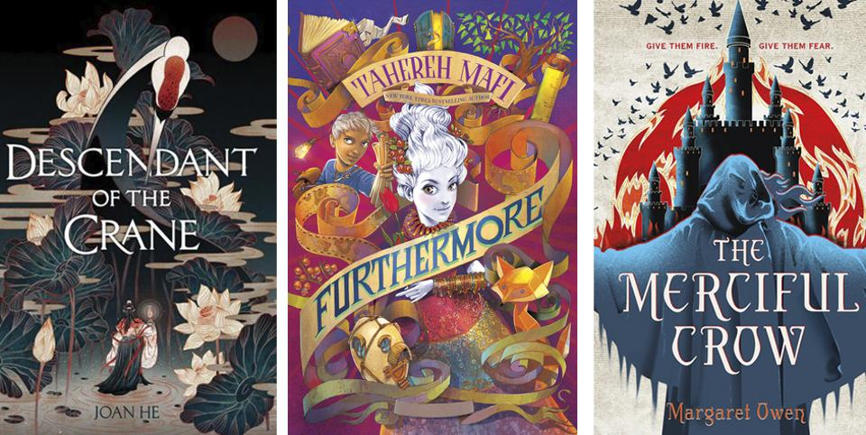 The Best Young Adult Fantasy Novels Of 2019