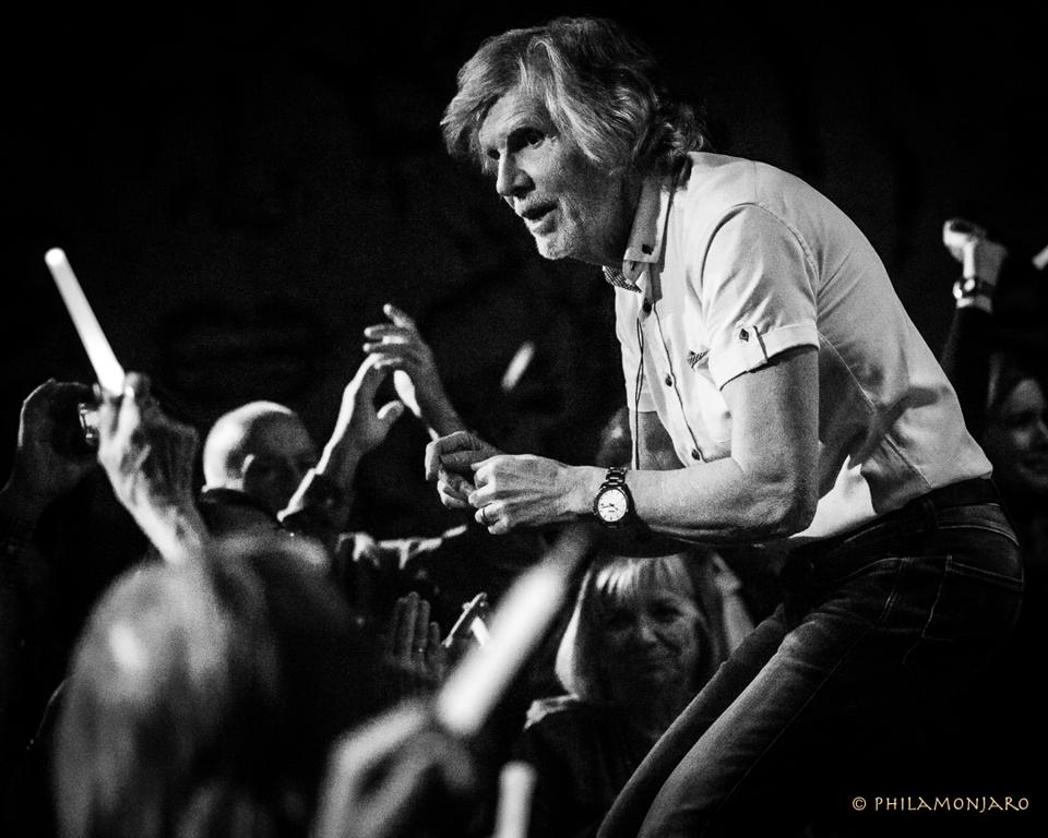 Rod Argent of The Zombies performs live at City Winery. March 20, 2018 in Chicago, IL (Photo by Philamonjaro Studio)