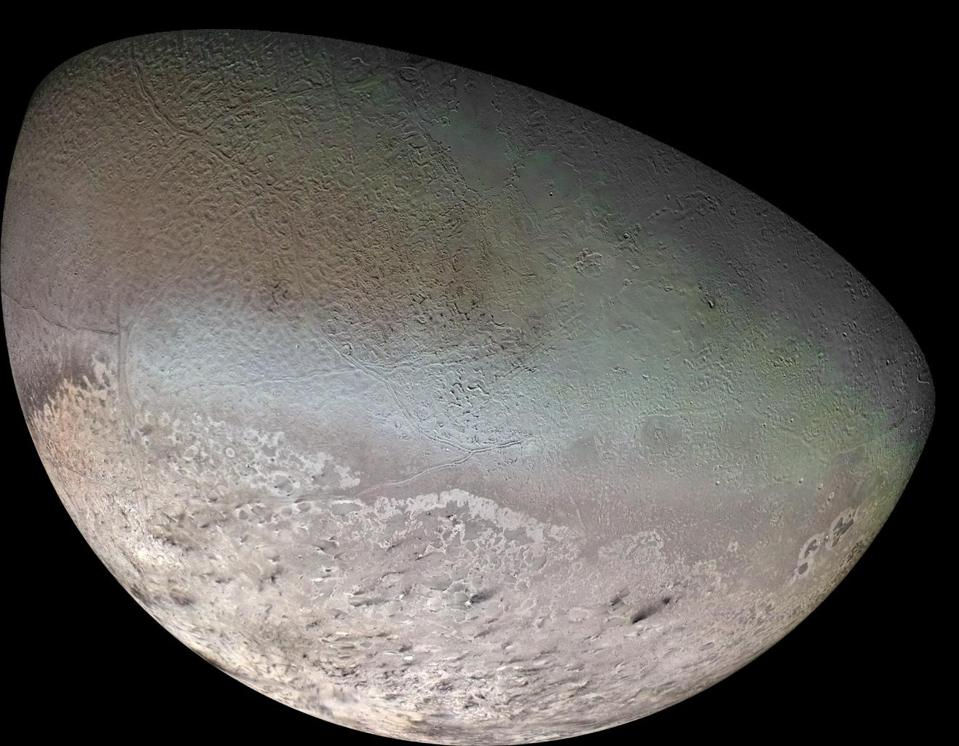 Welcome To Triton, Neptune's Bizarre 'Wet Moon' That Could Change Where We Look For Alien Life