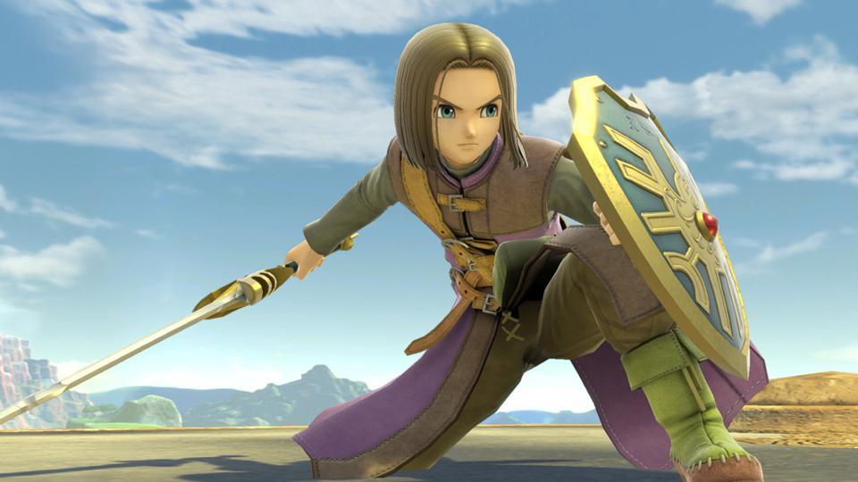 The Hero Is So Powerful In 'Super Smash Bros. Ultimate' Because Masahiro Sakurai 'Likes Him So Much'