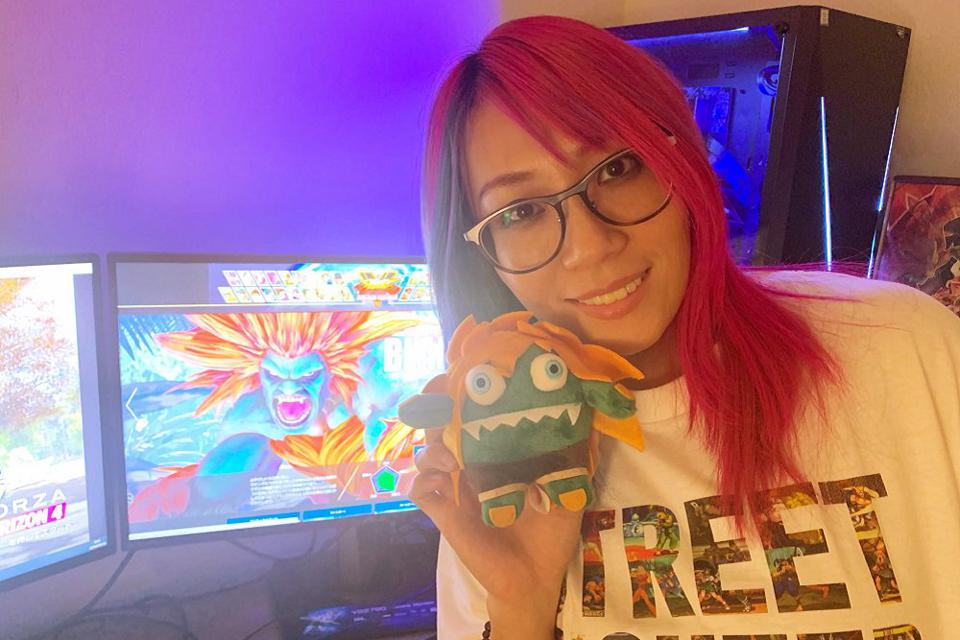 Asuka From WWE Has Started Her Own Gaming YouTube Channel
