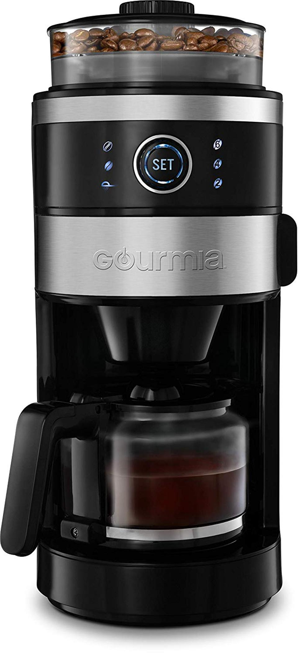Gourmia Grind and Brew Coffee Maker