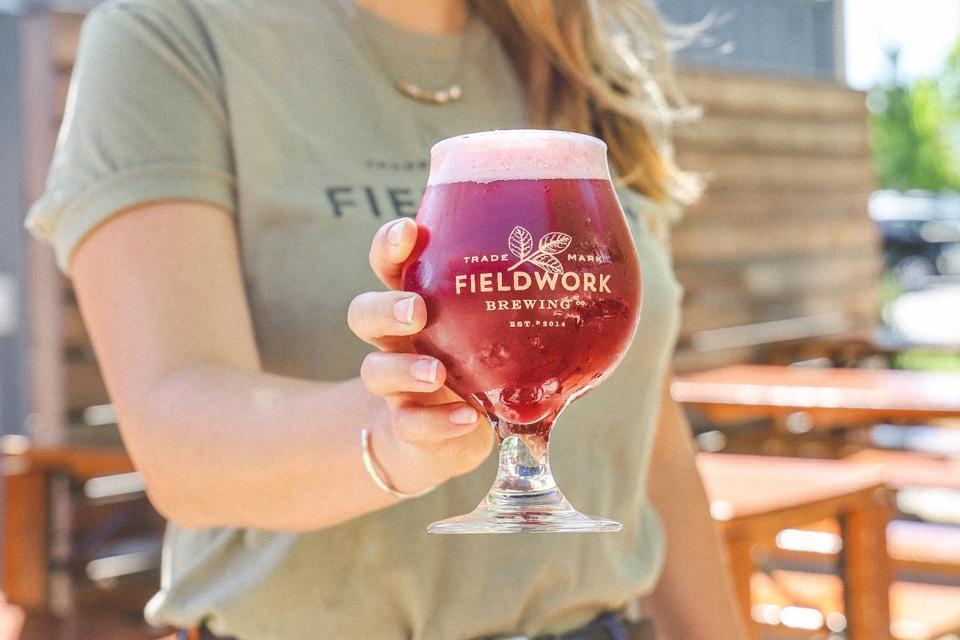Fieldwork Red Beer