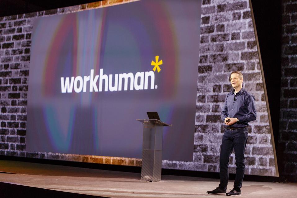 Eric Mosley Workhuman and employee engagement