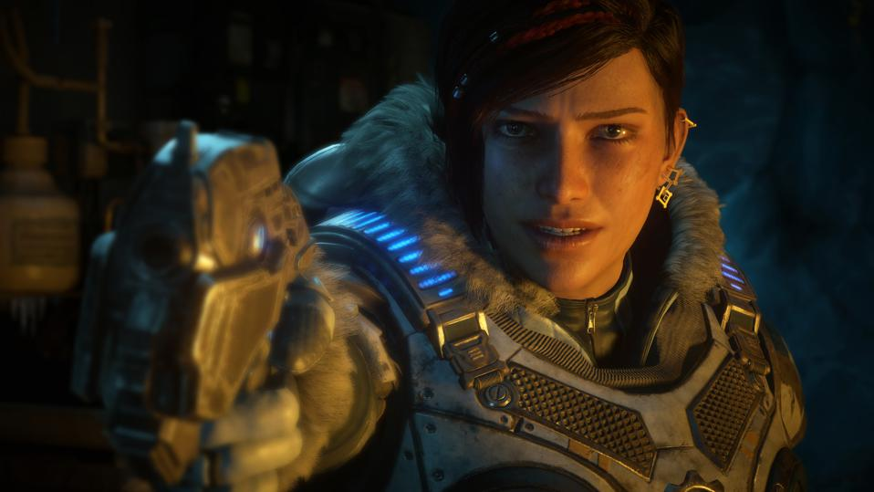 'Gears of War 5' Review Scores Tick Higher Than 4, Can't Reach 1 To 3