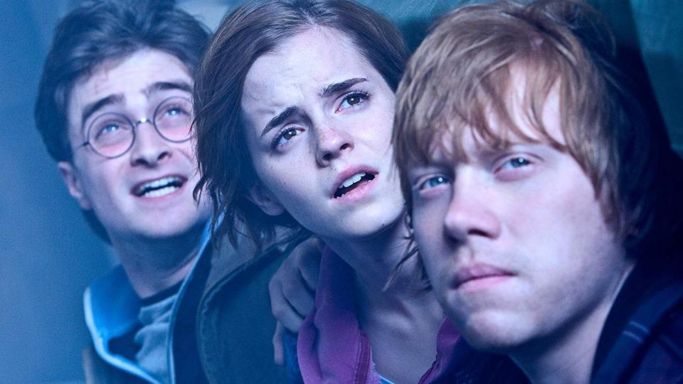 'Harry Potter and the Deathly Hallows Part II'