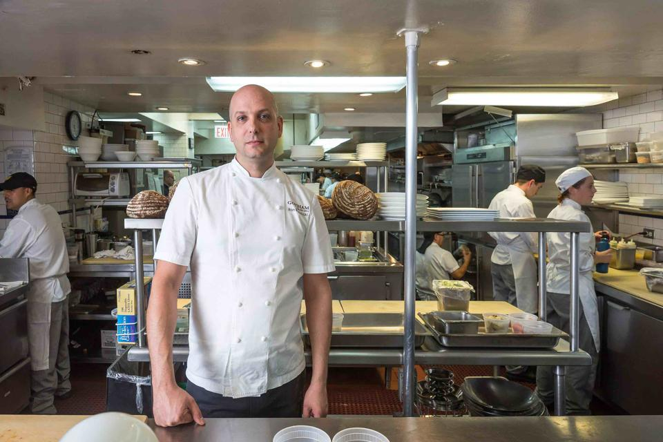 He Pivoted From Designing Landscapes To Designing Desserts For This Iconic New York Eatery