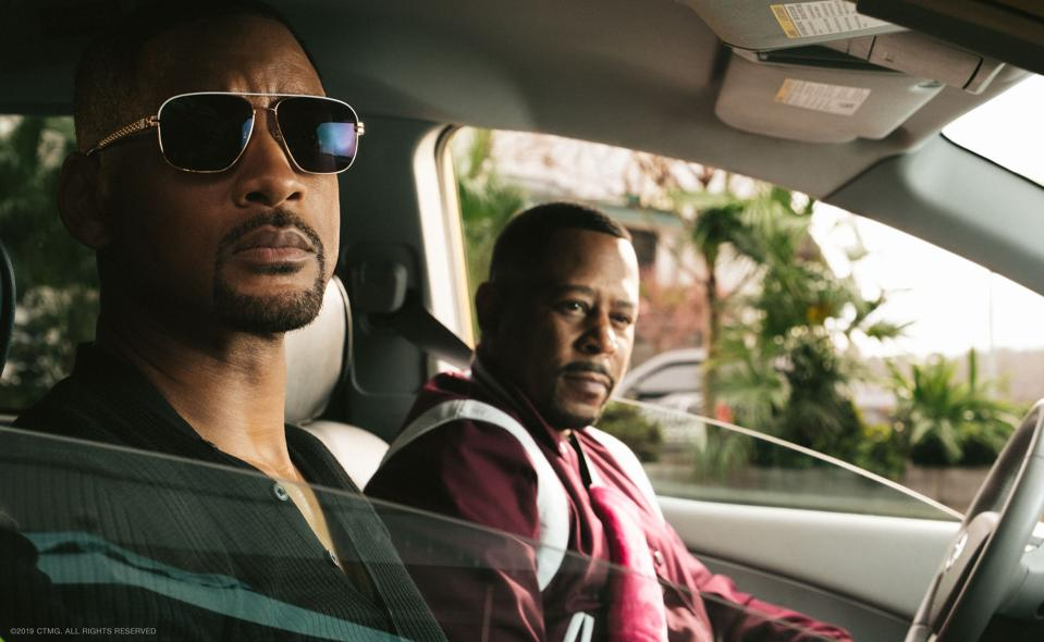 Martin Lawrence, Will Smith in 'Bad Boys For Life'