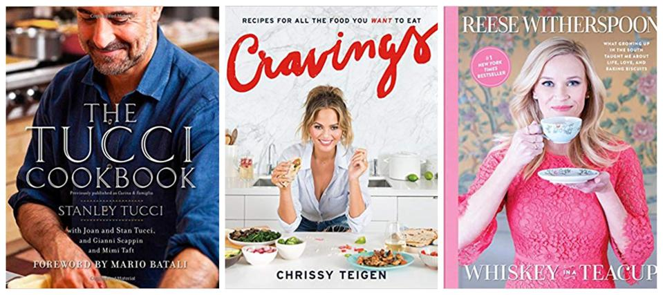 The Best Celebrity Cookbooks