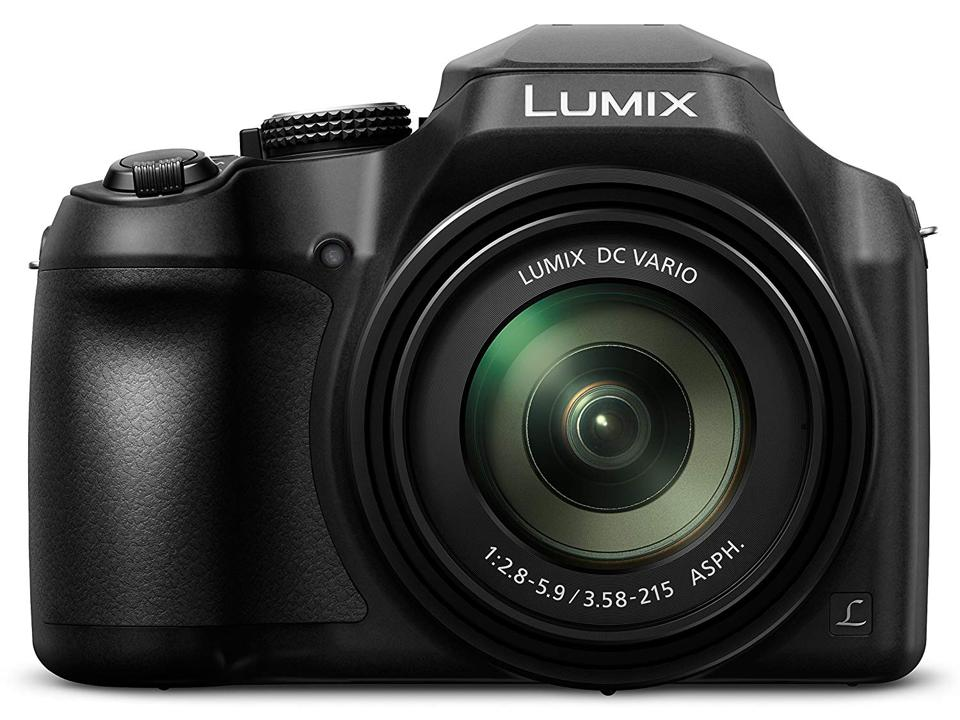 The Lumix FZ80 is a bridge camera that's a good choice for young photographers