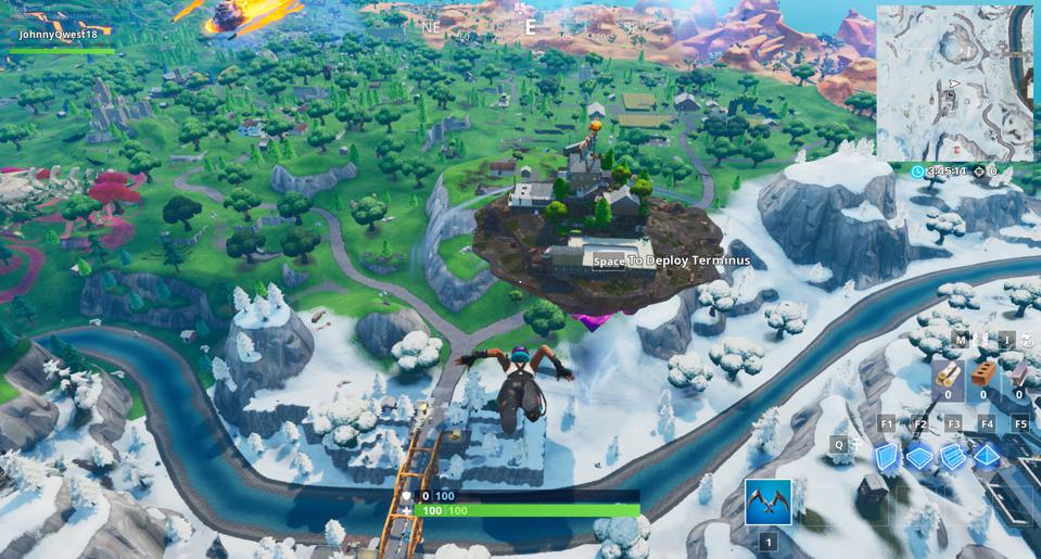 'Fortnite' Above-Ground Pool Location: Where To Dance In A ...