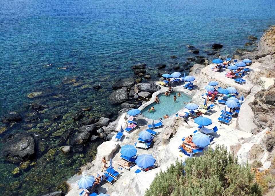 Beach Club Ischia