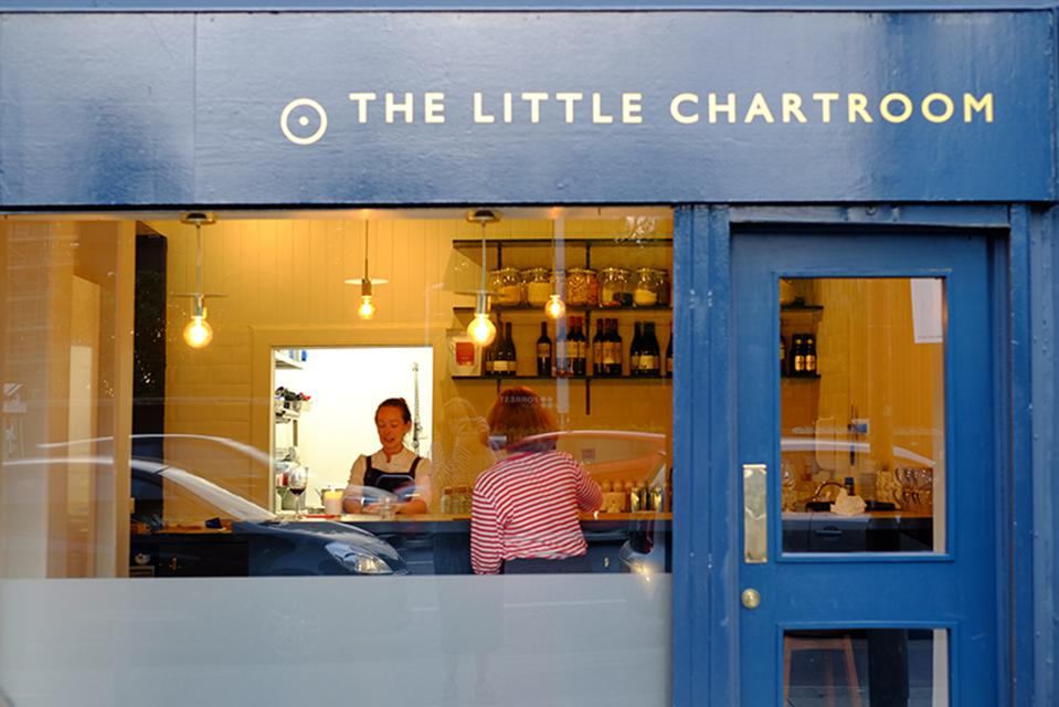 The Little Chartroom