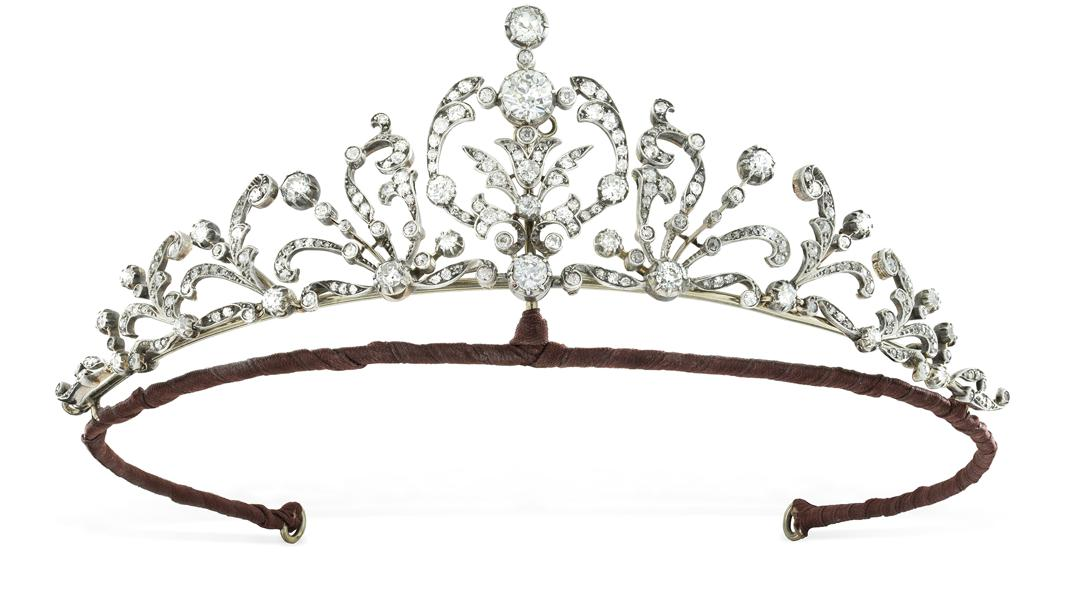 A Trio of Tiaras Are The Crowning Glory of Jewels in the film Downton Abbey