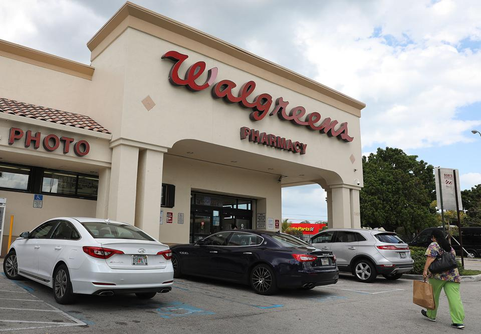 Walgreens is the country's second-largest pharmacy chain and its parent company, the Walgreens Boots Alliance, generated over $130 billion in 2018 revenue.