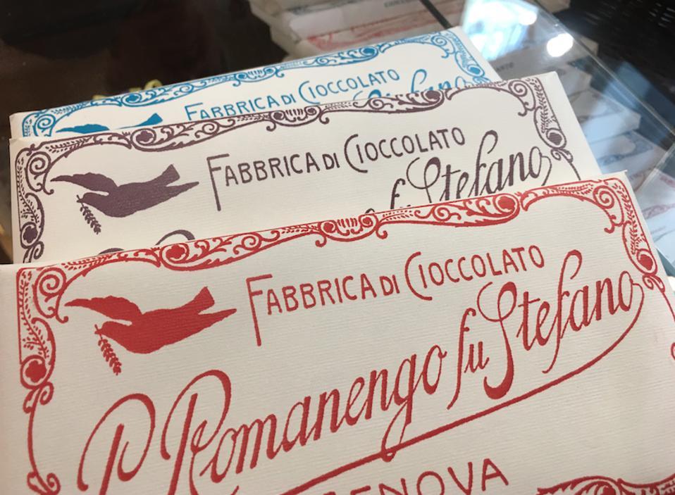 Chocolates to buy.