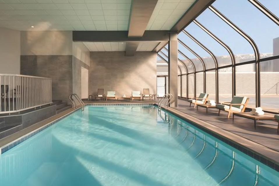 The Hyatt Regency_Hotels Louisville