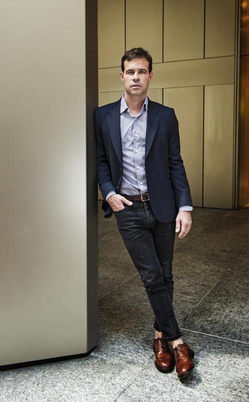 Bastian Lehmann Founder CEO of Postmates.com