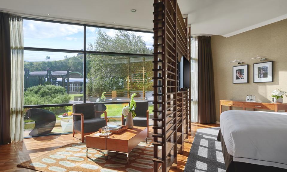 Glasshouse Calton Hill Suite.