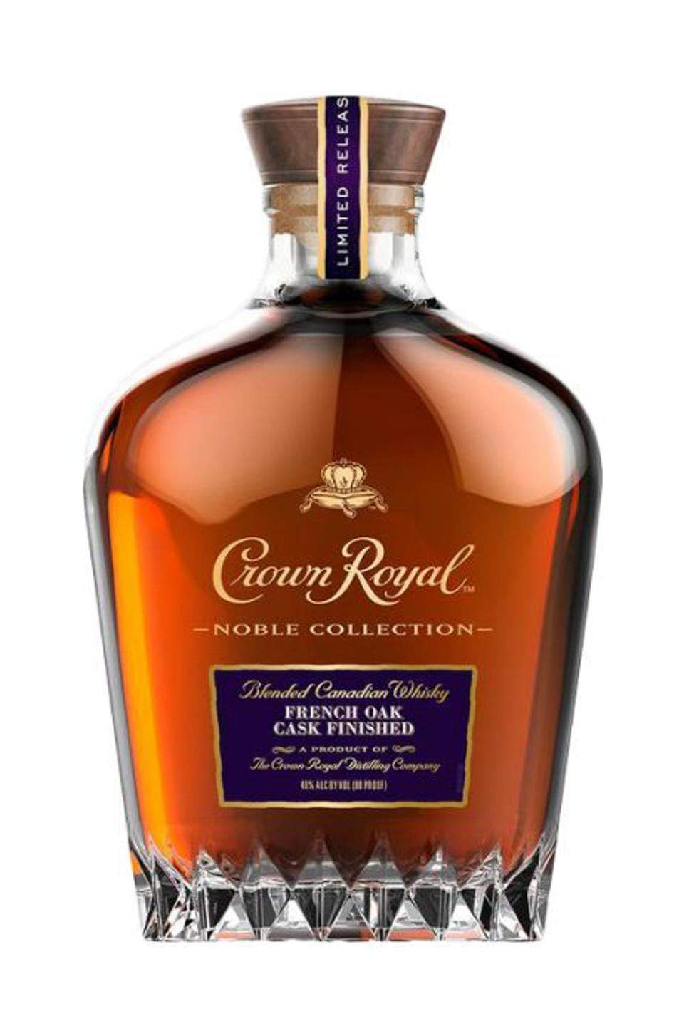 Crown Royal, The Noble Collection, French Oak Cask Finished