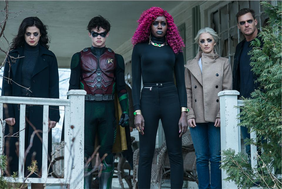 The 'Titans' Season 2 Premiere Plays Like The Season Finale It Was Supposed To Be