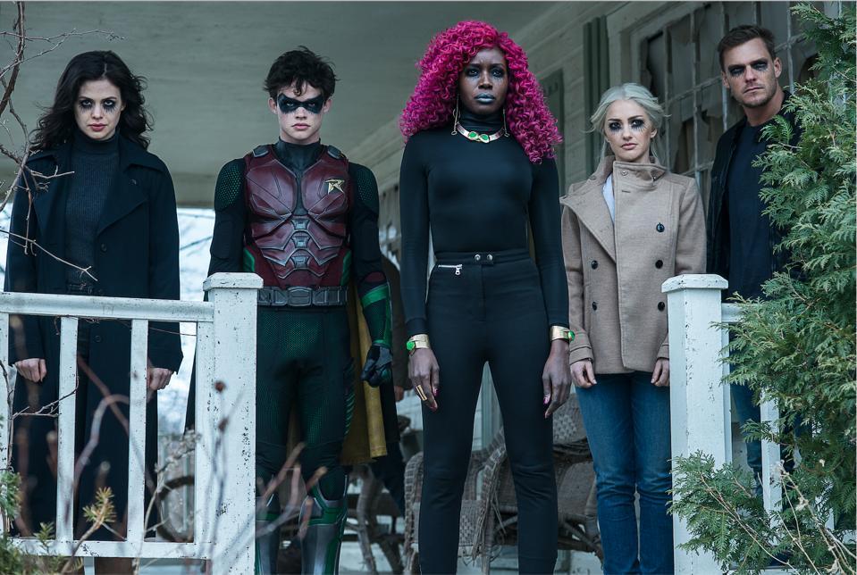 Αποτέλεσμα εικόνας για titans season 2