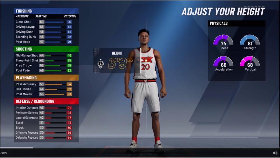 """Résultat de recherche d'images pour """"NBA 2K20"""""""