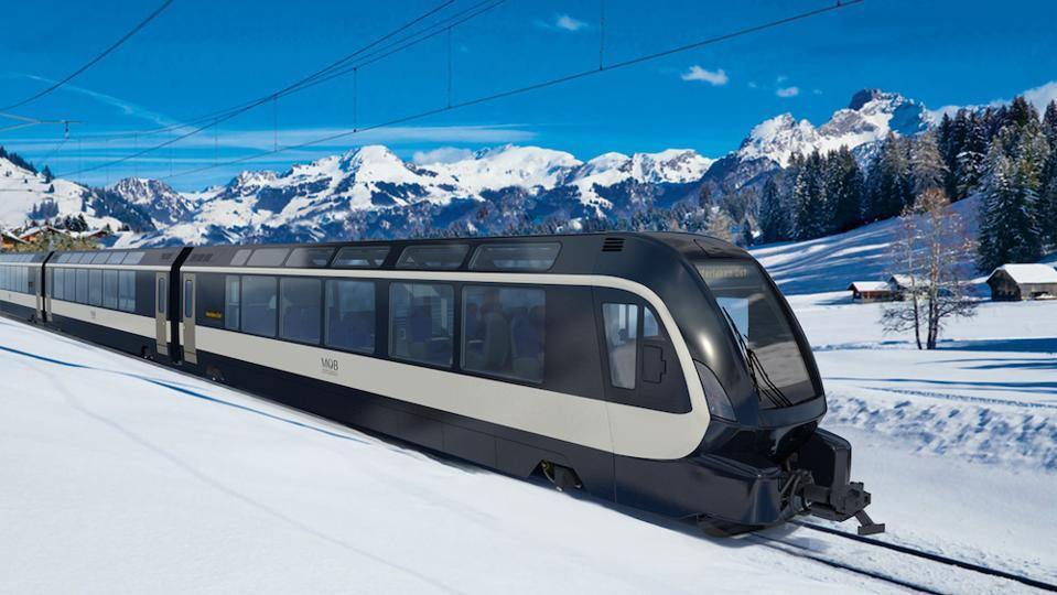 Pininfarina Goldenpass Express