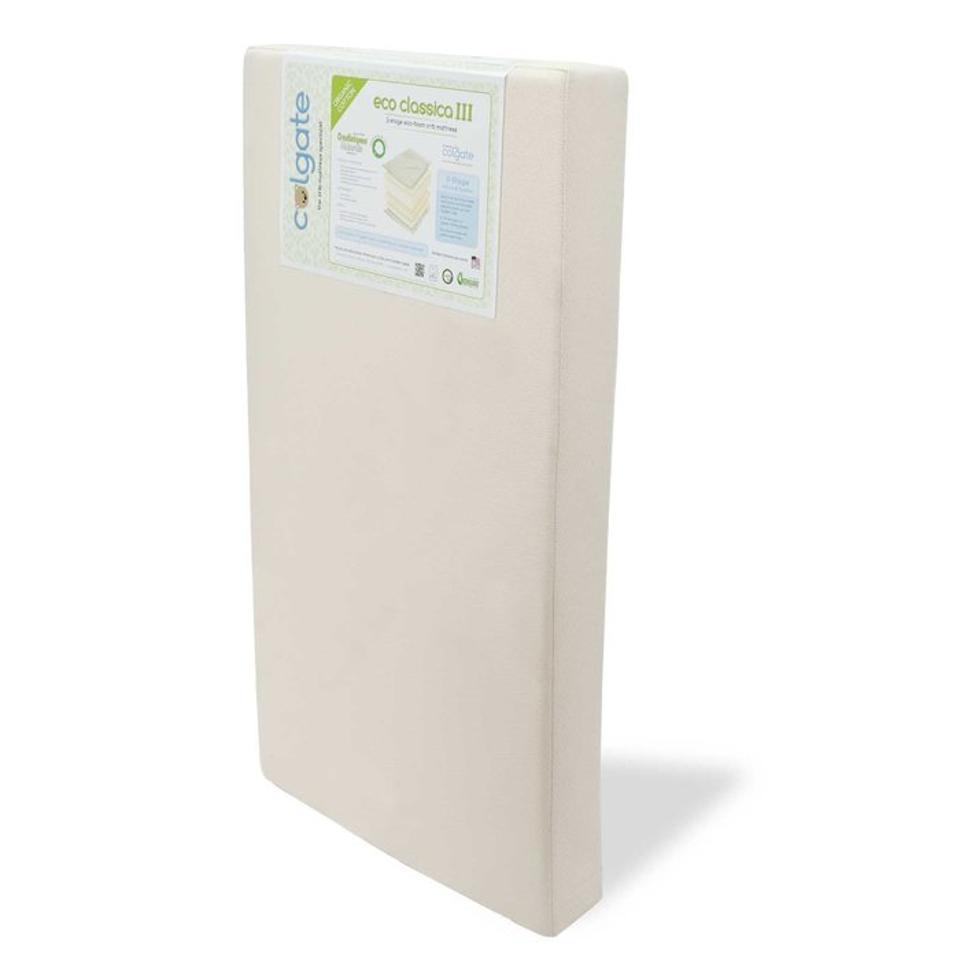Colgate Eco Classica III Dual Firmness Crib Mattress