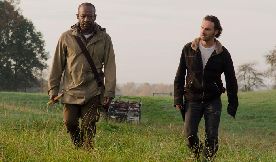 The Walking Dead' Finally Gets A Timeline That Shows How It