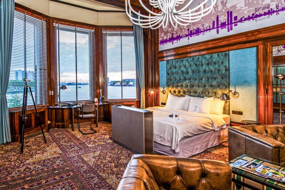 The New York_Hotels Rotterdam